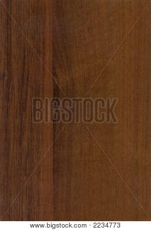 Close-Up Wooden Hq (Walnut Noche Ehkko) Texture To Background