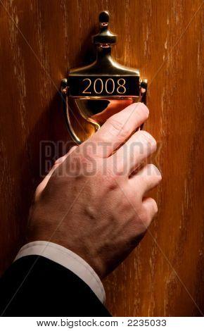 Door Leading To 2008