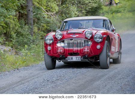 Austin Healey 3000 Mkiii 1964
