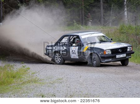Opel Asccona 1980