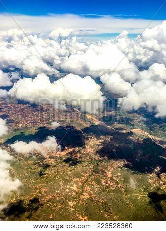 Aerial Amarillo