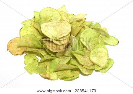 wasabi chips green chips wasabi chips green chips