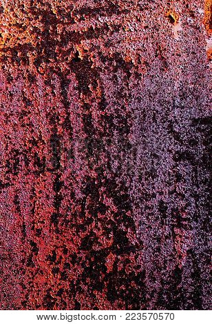 Abstract rusty metal texture, rusty metal background for design with copy space for text, image