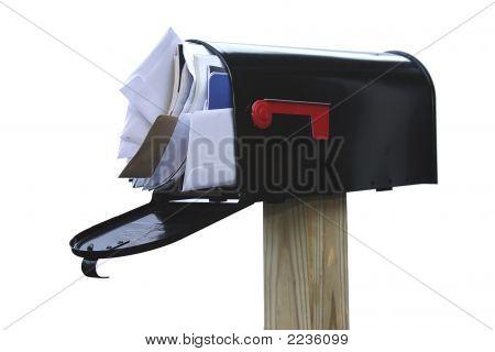 Du hast zu viel Mail