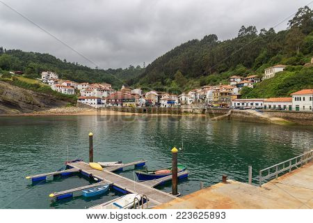 Tazones, A small town in the coast of Asturias