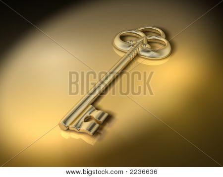 Old Key 1