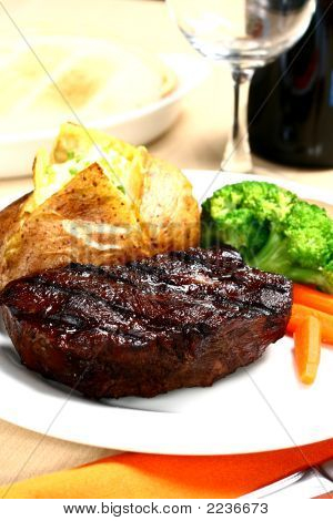 Tender Steak
