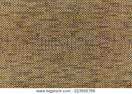 Light natural linen texture for the background for design and decoration
