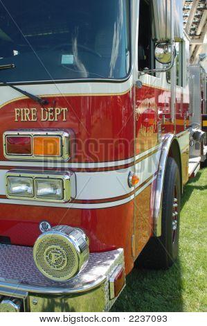 Usaf Fire Truck