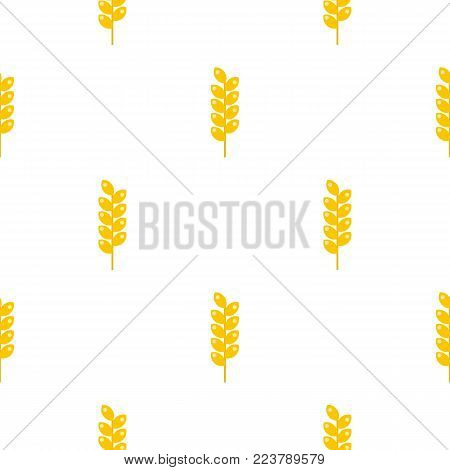 Tight spike pattern seamless for any design vector illustration