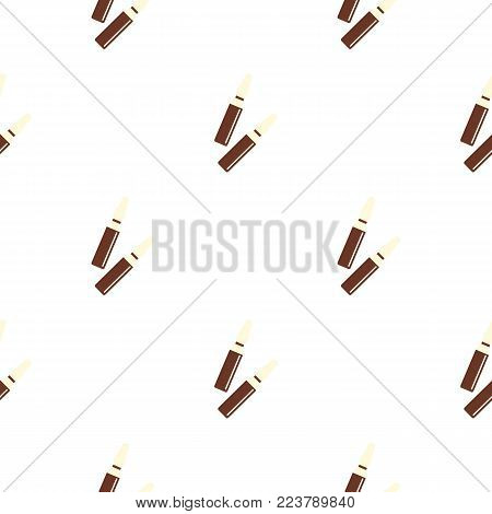 Iodine sticks pattern seamless for any design vector illustration