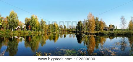 Beautiful Nature, Autumn.