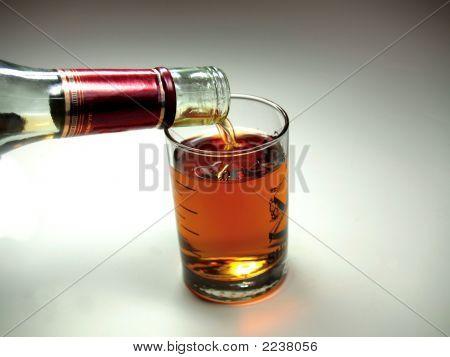 Texas Shot Of Brandy