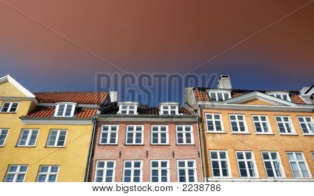 Nyhahvn In Copenhagen