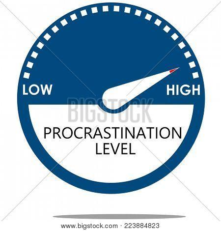 Procrastination Level Indicator