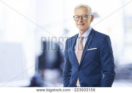 Sales Manager Portrait