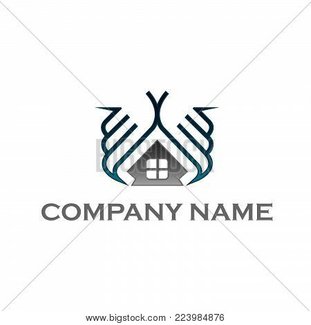 Building House Vector Photo Free Trial Bigstock