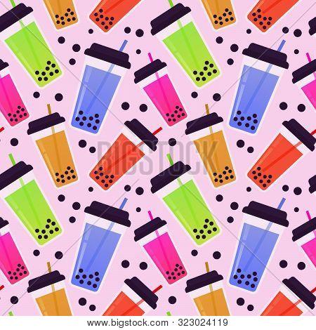 Tapioca-pattern