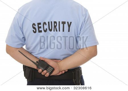 security staff
