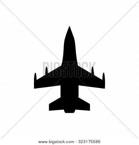 Graphic Plane Icon Vector Photo Free Trial Bigstock