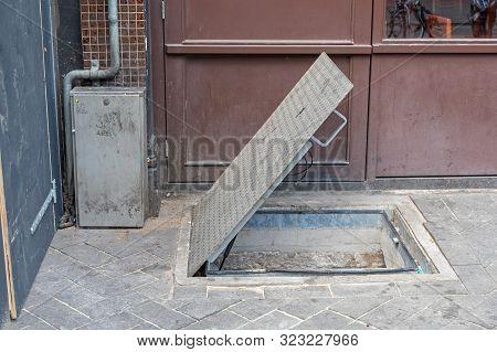 Hatch Trap Door For Cellar Basement Storage