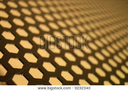 Hexagon Grill