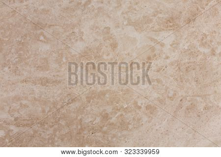 Beige, Cream, White Crack Marble Texture. Can Be Used For Web Templates, Artworks.