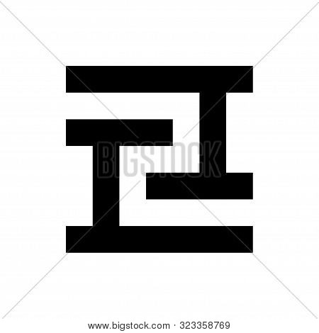 Greek Key Vector Symbol. Vector And Illustration.
