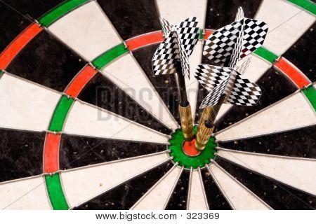 Three Bullseyes