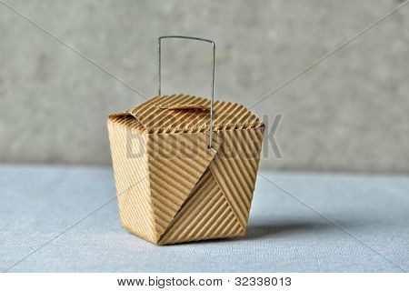 Generic To Go Box