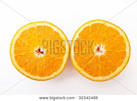 Two Cutted Oranges