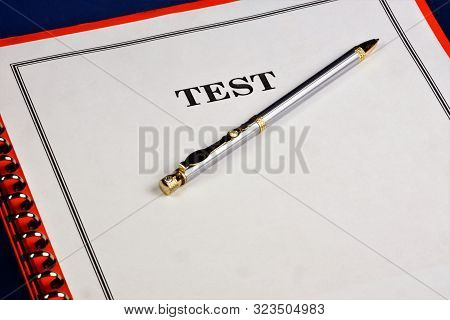 Testing Or Trial Is A Method Of Analysis.test Exam-measurement Of Knowledge, Expert Processing Of Re