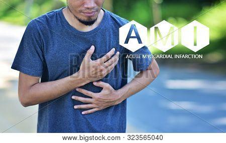 People Are Sick Ami Acute Myocardial Infarction,stemi  St Elevated Myocardial Infarction,pvc Prematu