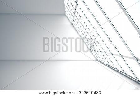Interior Design With Concrete Floor