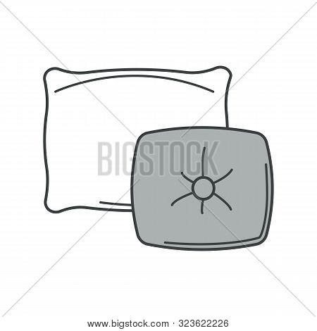 Cushion Or Pillow, Relaxation And Sleep Or Nap, Bedding Element