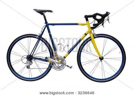 Modern Racing Bike
