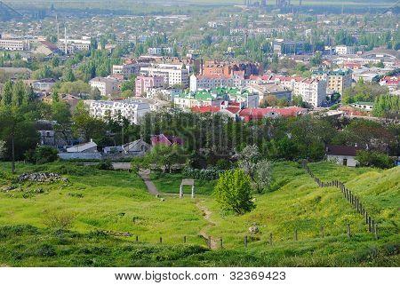 Kerch city
