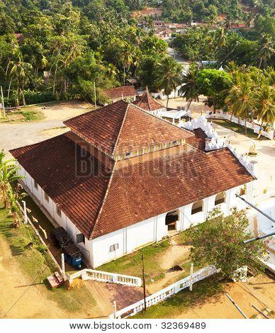 Sri Lahka temple