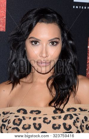 LOS ANGELES - SEP 19:  Naya Rivera at the