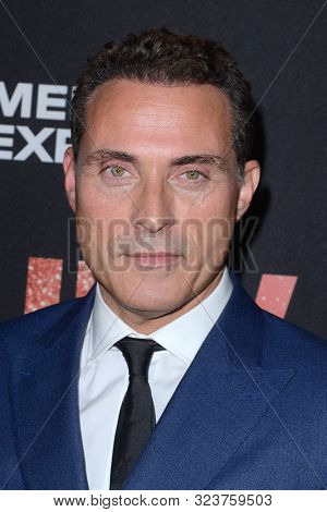 LOS ANGELES - SEP 19:  Rufus Sewell at the