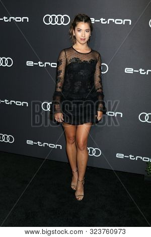 LOS ANGELES - SEP 19:  Nichole Bloom at the Audi Celebrates The 71st Emmys at the Sunset Towers on September 19, 2019 in West Hollywood, CA