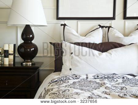 schöne klassische Schlafzimmer int