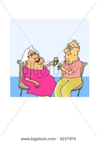 Bs Old People With Pills Copy