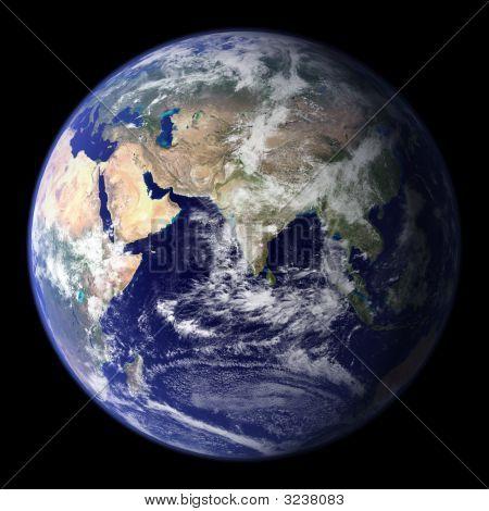 World 3D Globe.