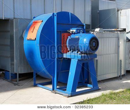 The Industrial Fan