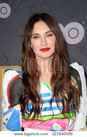 Carice van Houten at the HBO's Official 2019 Emmy After Party held at the Pacific Design Center in West Hollywood, USA on September 22, 2019.