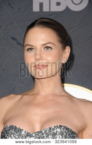 Jennifer Morrison at the HBO's Official 2019 Emmy After Party held at the Pacific Design Center in West Hollywood, USA on September 22, 2019.