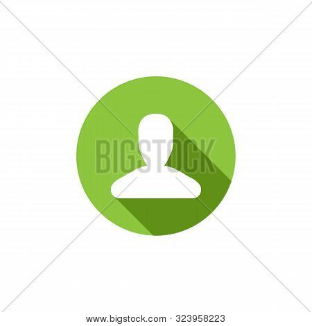 User Icon Trendy And Modern User Symbol For Logo, Web, App, User Icon Simple Sign. User Icon Flat Ve