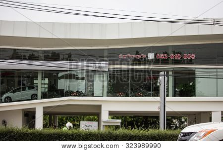 Honda Official Dealership And Showroom