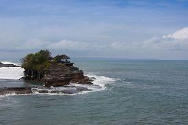 Pura Tanah Lot - Temple On Bali, Indonesia